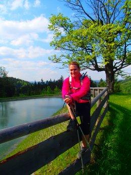 Nordic Walking II. Po valašských kopcoch._1236