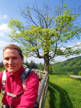 Nordic Walking II. Po valašských kopcoch._1238