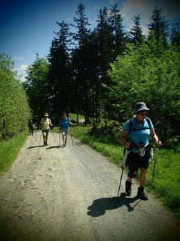 Nordic Walking II. Po valašských kopcoch._1248