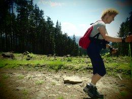 Nordic Walking II. Po valašských kopcoch._1250