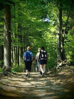 Nordic Walking II. Po valašských kopcoch._1254