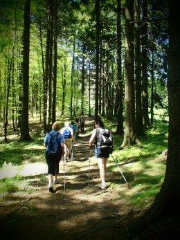 Nordic Walking II. Po valašských kopcoch._1255
