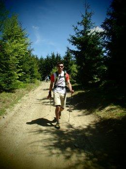 Nordic Walking II. Po valašských kopcoch._1265