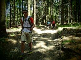 Nordic Walking II. Po valašských kopcoch._1266