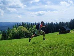 Nordic Walking II. Po valašských kopcoch._1270