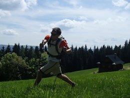 Nordic Walking II. Po valašských kopcoch._1272