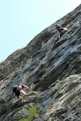Klettersteig / Rakousko Štýrsko - Hochschwab-Gruppe_128