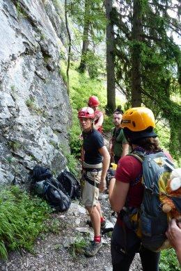 Klettersteig / Rakousko Štýrsko - Hochschwab-Gruppe_129
