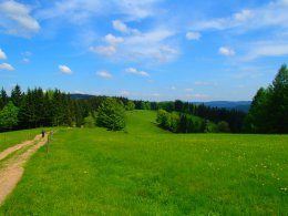 Nordic Walking II. Po valašských kopcoch._1290