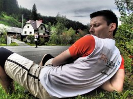 Nordic Walking II. Po valašských kopcoch._1305