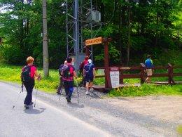 Nordic Walking II. Po valašských kopcoch._1378