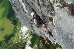 Klettersteig / Rakousko Štýrsko - Hochschwab-Gruppe