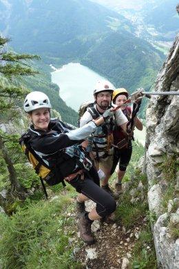 Klettersteig / Rakousko Štýrsko - Hochschwab-Gruppe_141