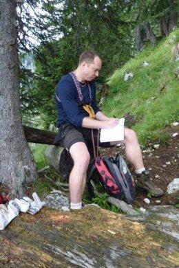 Klettersteig / Rakousko Štýrsko - Hochschwab-Gruppe_144