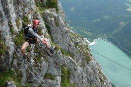 Klettersteig / Rakousko Štýrsko - Hochschwab-Gruppe_145