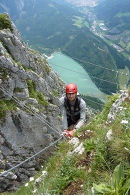 Klettersteig / Rakousko Štýrsko - Hochschwab-Gruppe_148