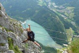 Klettersteig / Rakousko Štýrsko - Hochschwab-Gruppe_151