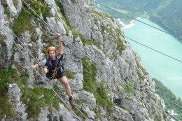 Klettersteig / Rakousko Štýrsko - Hochschwab-Gruppe_152