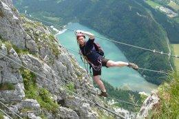 Klettersteig / Rakousko Štýrsko - Hochschwab-Gruppe_154