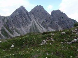 Klettersteig 2012 / Lienzer Dolomiten_301
