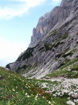 Klettersteig 2012 / Lienzer Dolomiten_304