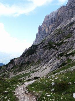 Klettersteig 2012 / Lienzer Dolomiten_305