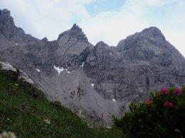Klettersteig 2012 / Lienzer Dolomiten_306