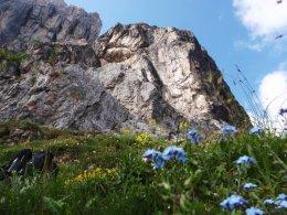 Klettersteig 2012 / Lienzer Dolomiten_311