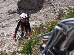 Klettersteig 2012 / Lienzer Dolomiten_315