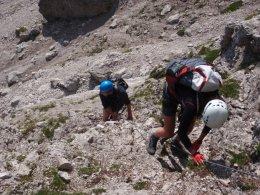 Klettersteig 2012 / Lienzer Dolomiten_316