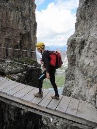 Via Ferrata / Dolomiti Cortina di Ampezzo_33