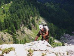 Klettersteig 2012 / Lienzer Dolomiten_331