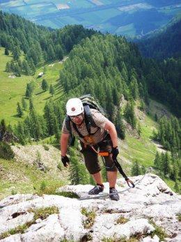 Klettersteig 2012 / Lienzer Dolomiten_332