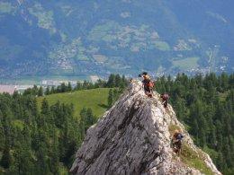 Klettersteig 2012 / Lienzer Dolomiten_341