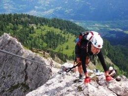 Klettersteig / Lienzer Dolomiten