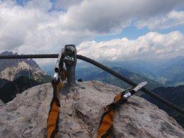 Klettersteig 2012 / Lienzer Dolomiten_348