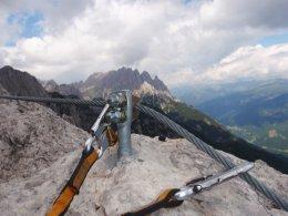 Klettersteig 2012 / Lienzer Dolomiten_349