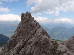 Klettersteig 2012 / Lienzer Dolomiten_355