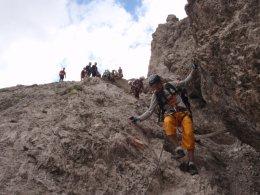 Klettersteig 2012 / Lienzer Dolomiten_359
