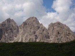 Klettersteig 2012 / Lienzer Dolomiten_360