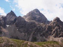 Klettersteig 2012 / Lienzer Dolomiten_361