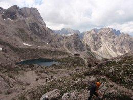 Klettersteig 2012 / Lienzer Dolomiten_365