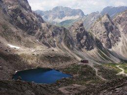Klettersteig 2012 / Lienzer Dolomiten_366