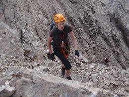 Klettersteig 2012 / Lienzer Dolomiten_368