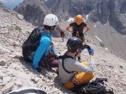 Klettersteig 2012 / Lienzer Dolomiten_373