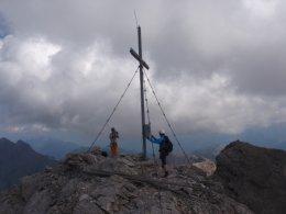 Klettersteig 2012 / Lienzer Dolomiten_376