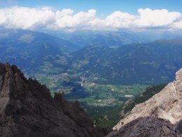Klettersteig 2012 / Lienzer Dolomiten_377