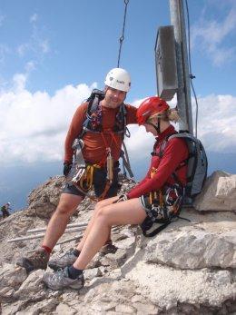 Klettersteig 2012 / Lienzer Dolomiten_381