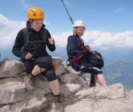 Klettersteig 2012 / Lienzer Dolomiten_382