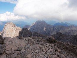 Klettersteig 2012 / Lienzer Dolomiten_386
